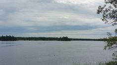 Pinawa on the Winnipeg river system