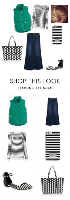 """""""Untitled #134"""" by bizzybelle16 ❤ liked on Polyvore featuring J.Crew, MANGO, Alexander Wang and MICHAEL Michael Kors"""