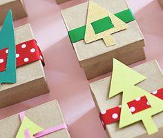 手作りかわいいクリスマスラッピング