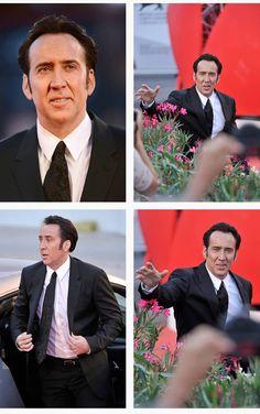 Nicolas Cage, Lady, Heart, Movies, Films, Movie, Film, Movie Theater, Hearts