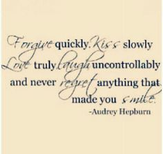 Audrey quote