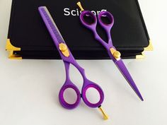 """Professional Hair Cutting Thinning Scissors Barber Shears Hairdressing 5 5"""" 