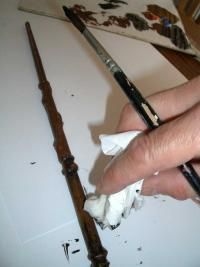 Awesome Harry Potter Wand : Get Up! and DIY