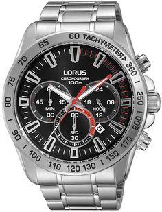 Zegarek męski Lorus Sportowe RT321FX9 - sklep internetowy www.zegarek.net