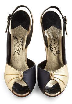 Vintage Reserve Beatrice Heel