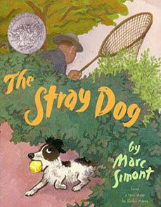 """The Stray Dog"" by Marc Simont"