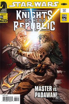 Knights of the Old Republic 34