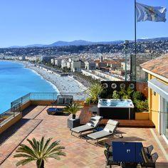 Hôtel la Pérouse, Nice | Official Website