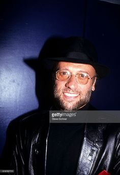 Maurice Gibb of the Bee Gees at Club USA, New York, 1994.