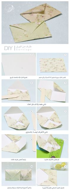 how to make envelope (easy & simple)