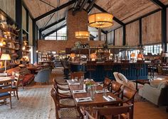 Soho House and Michaelis Boyd turn derelict farm into luxury members' hotel (Part 2)