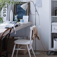 Buy Home Accessories > Lighting > Original BTC Task Floor Light from The White Company