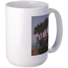 CHRISTMAS IN OLD FLORIDA Mug