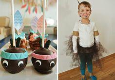 Süße Ideen für einen Kindergeburtstag