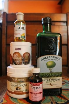 GET YOUR HAIR DID WITH NNEKAY: DIY PRODUCTS MADE WITH INGREDIENTS FROM MY LOCAL HEALTH FOOD STORE Includes recipes for Tea Tree Aloe Spray and Coco Shea Hair Butter