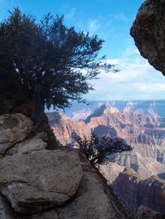 Bright Angel Point, Grand Canyon National Park, Arizona