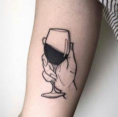 Piercings and Tattoos Mini Tattoos, Black Tattoos, Body Art Tattoos, Small Tattoos, Cool Tattoos, Tatoos, Creative Tattoos, Sexy Tattoos, Tattoo Life