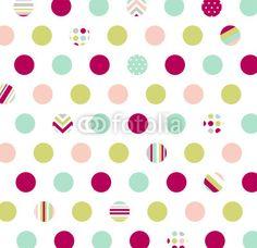 Kumaşlarda, perdelerde en  çok kullanılan puantiyeli desenler…  http://www.dhtasarim.com/puantiyeli-desenler-polkadots.html#