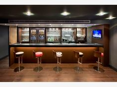 Home Bar - Home and Garden Design Idea's