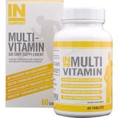 Inbalance Health Supplements Insupport Multi Vitamin - 60 Tablets