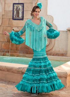 """MELODÍA """"CANASTERO"""" - Guadalupe Moda Flamenca"""