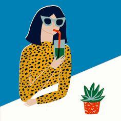 naomiwilkinson:  green juice
