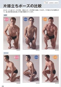 Photo - Reference Guide for Drawing Male Muscles – 160 фотографий -
