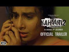 Kahaani 2 - Durga Rani Singh | Official Trailer | Vidya Balan | Arjun Rampal | Sujoy Ghosh - YouTube