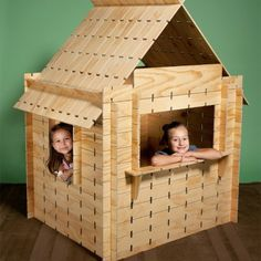 Make Your Own Lincoln Logs Wood Crafts Pinterest