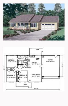 31 Ideas for house plans 1200 sq ft bathroom 31 Ideas for house plans 1200 sq f. 31 Ideas for house plans 1200 sq ft bathroom 31 Ideas for house plans 1200 sq ft bathroom Rambler House Plans, Garage House Plans, House Plans One Story, Ranch House Plans, Craftsman House Plans, Best House Plans, Bedroom House Plans, Dream House Plans, Car Garage