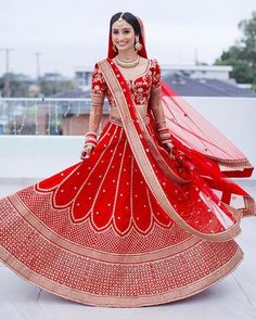 10 Best Bridal Wedding Lehengas Collection with Pictures - Buy lehenga choli online Wedding Dresses For Girls, Designer Wedding Dresses, Bridal Dresses, Girls Dresses, Disney Wedding Dresses, Hijab Bride, Pakistani Wedding Dresses, Wedding Outfits, Red Lehenga