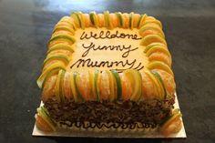 Time for Cake Buttercream Cake, Desserts, Food, Buttercream Ruffles, Tailgate Desserts, Deserts, Essen, Postres, Dessert