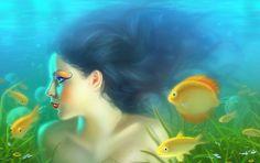 Aqua by cgaddict