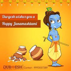 Happy Janmashtami. #Govinda #Ala #Celebrate #Festival