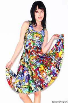 Zelda Skater Dress ^__^
