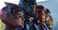 """New Power Rangers Movie Is Grounded & Character Driven Says Director -- Director Dean Israeliteexplains how the Power Rangers suits were made with some """"cutting-edge"""" tech by Weta Workshop. -- http://movieweb.com/power-rangers-2016-reboot-director-grounded-characters/"""