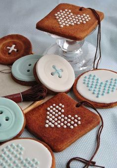 25 Craft-Inspired Desserts That Are (Almost) Too Cute To Eat