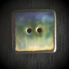 Ceramic Button Rain by vika on Etsy, $14.00