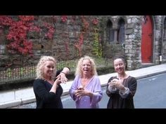 Help for Headaches, Digestion and Lower Back Pain with Donna Eden, Titanya Dahlin, and Dondi Dahlin! - YouTube
