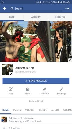 Hey guys, if you follow this board or my Pinterest in general, go check out my Facebook page. If you like it, then please share it. You don't have to, but it'd be nice to get the word out.