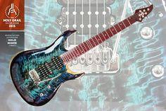 Exhibitor at the Holy Grail Guitar Show 2015:  Giulio Negrini, Negrini Guitars - Liuteria GNG, Italy.  www.negriniguitars.com www.facebook.com/GiulioNegriniGuitars?fref=ts  www.holygrailguitarshow.com/exhibitors/negrini-guitars-liuteria-gng/