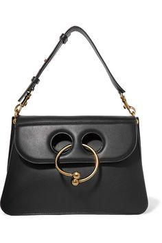 JW Anderson | Pierce medium leather shoulder bag | NET-A-PORTER.COM