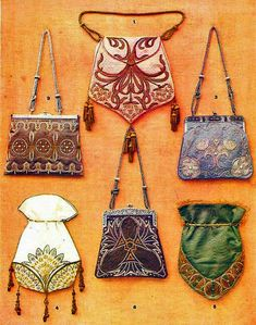 Vintage fashion accessories - Head to Toe Fashion ArtHead to Toe Fashion Art