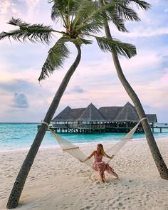 "6,411 Likes, 576 Comments - MARINA COMES (@marinacomes) on Instagram: ""I have finally arrived in paradise...Hello Maldives! 🌴#TravelwithTJD @gili.lankanfushi ➖wearing…"""