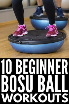 Fitness Workouts, Bosu Workout, Fitness Motivation, Fun Workouts, At Home Workouts, Cardio Hiit, Free Workout, Fitness Weightloss, Woman Motivation