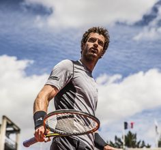 Andy Murray | French Open 2015 in pictures