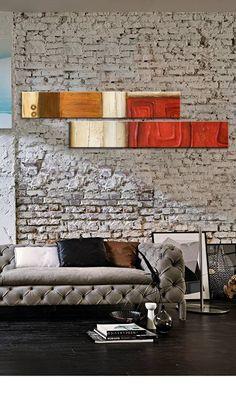 Donde se destacan muchos cuadros modernos baratos, ✅ en los que incluimos multitud de temáticas modernas y que son potencialmente atractivos para los Diy Painting, Painting On Wood, Driftwood Art, Cozy Place, Texture Painting, Acrylic Art, Diy Room Decor, Home Decor, Wall Sculptures
