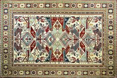 Иранские безворсовые ковры - купить в интернет-магазине в Москве