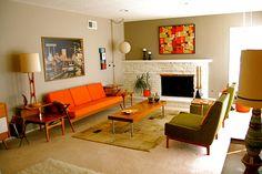 Gregory's Granada Hills 60's Desert Home