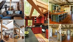 Modern interior with rustic decoration elements are becoming a new trend. We have shared a lot of rustic decoration ideas earlier with you, and now we thought of going for exposed wooden beams to adorn your home. As a decorative material, wood is excellent for beautification your interior, because its naturalness, warmth, comfort and rustic […]